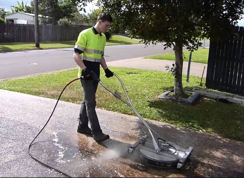 pressure washing Brisbane