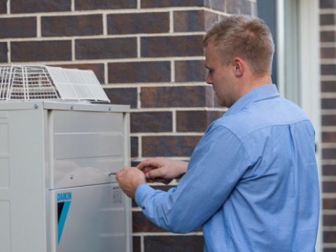 heat pump installation Auckland