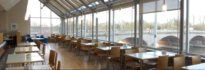 cafe blinds Central Coast