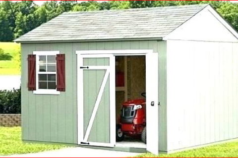 Wooden Sheds Canada